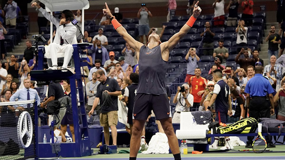 US Open Semifinals Betting Preview: Nadal, Del Potro Renew Rivalry article feature image