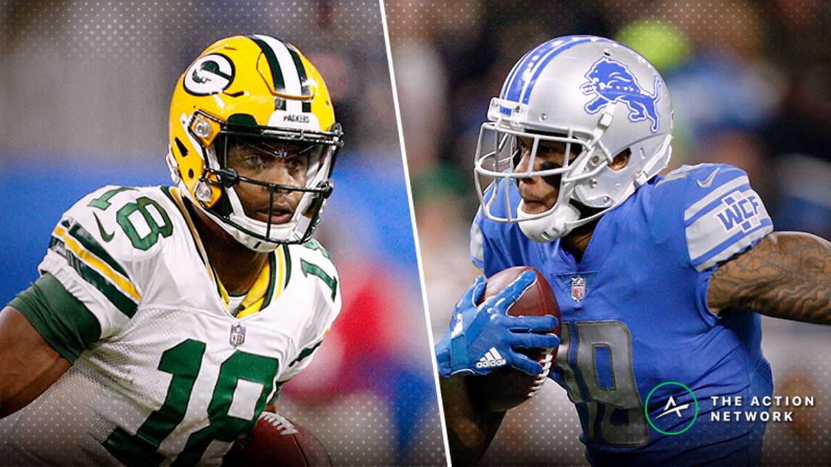 NFL Week 2 Fantasy Football Start or Sit Mailbag: Randall Cobb vs. Kenny Golladay, More article feature image