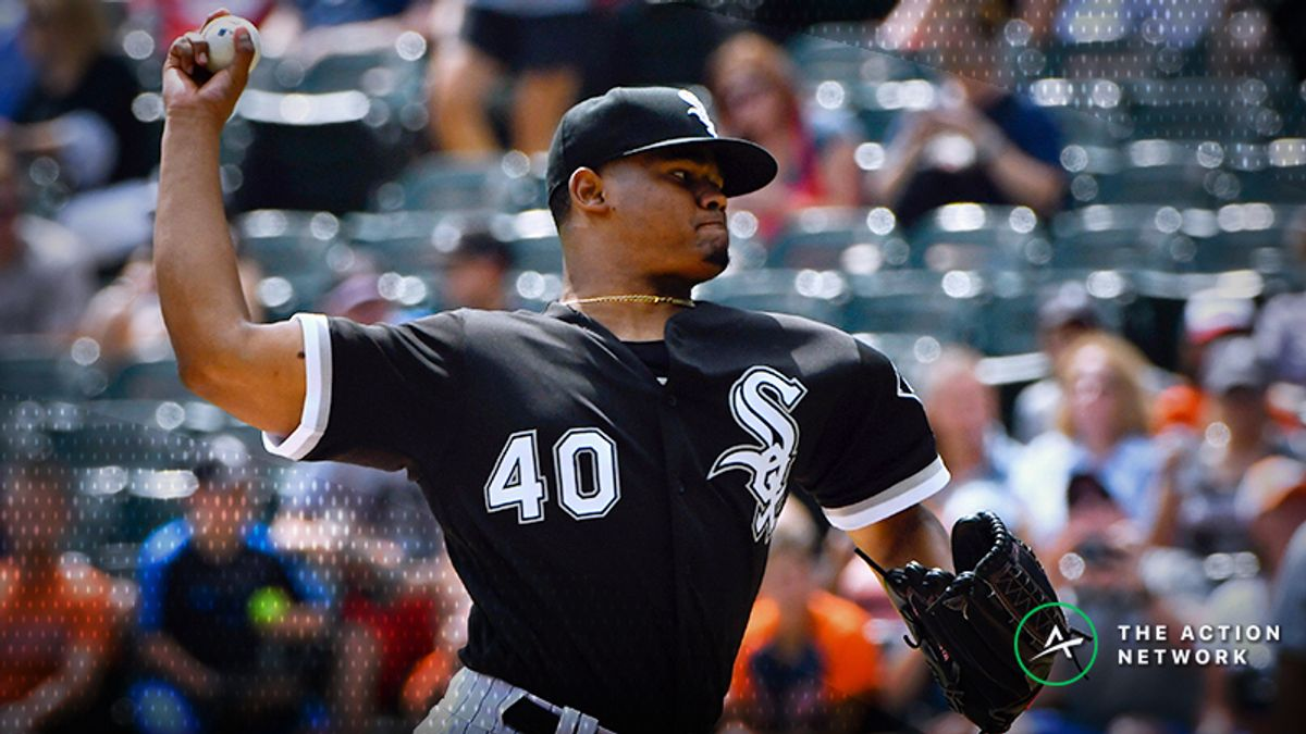 Sunday's MLB Over/Under: Can Reynaldo Lopez Keep it Up? article feature image