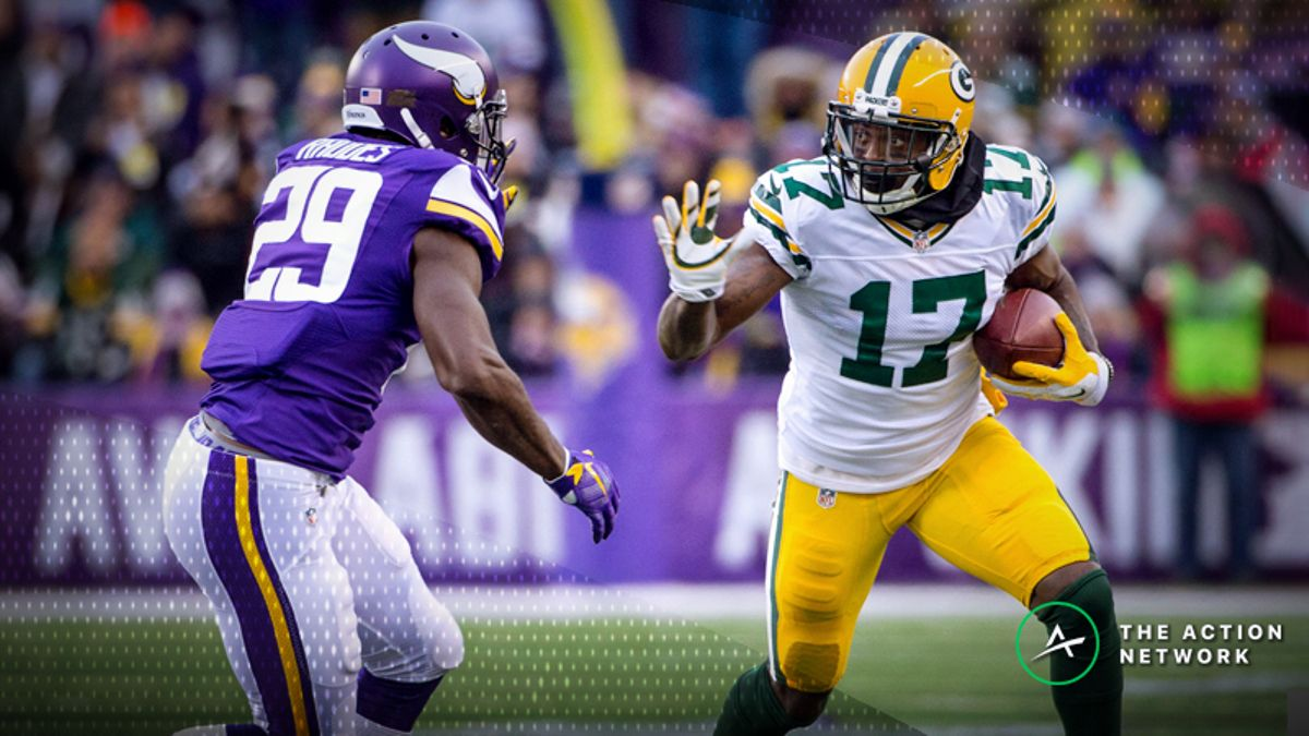 NFL Week 2 WR/CB Matchups: Xavier Rhodes vs. Davante Adams, More article feature image