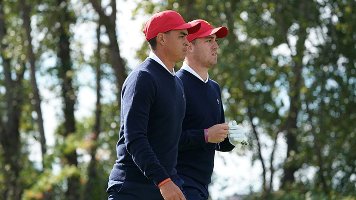 Sobel: Expect to See These U.S. Ryder Cup Pairings article feature image