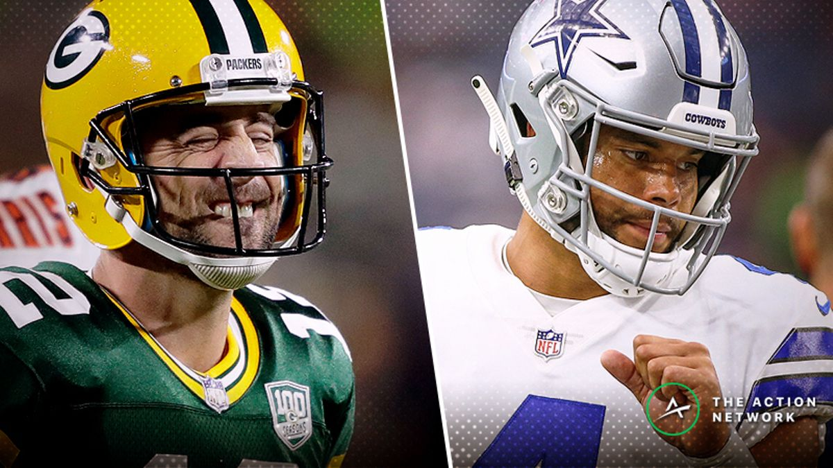 Week 4 NFL Picks Straight Up: Our Experts like Big Favorites, Lions to Upset Cowboys article feature image