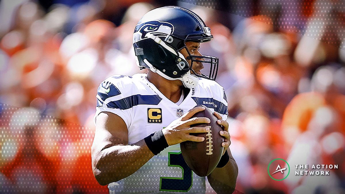 Monday's Lead: MNF Preview, Big Line Move in Seahawks-Bears article feature image