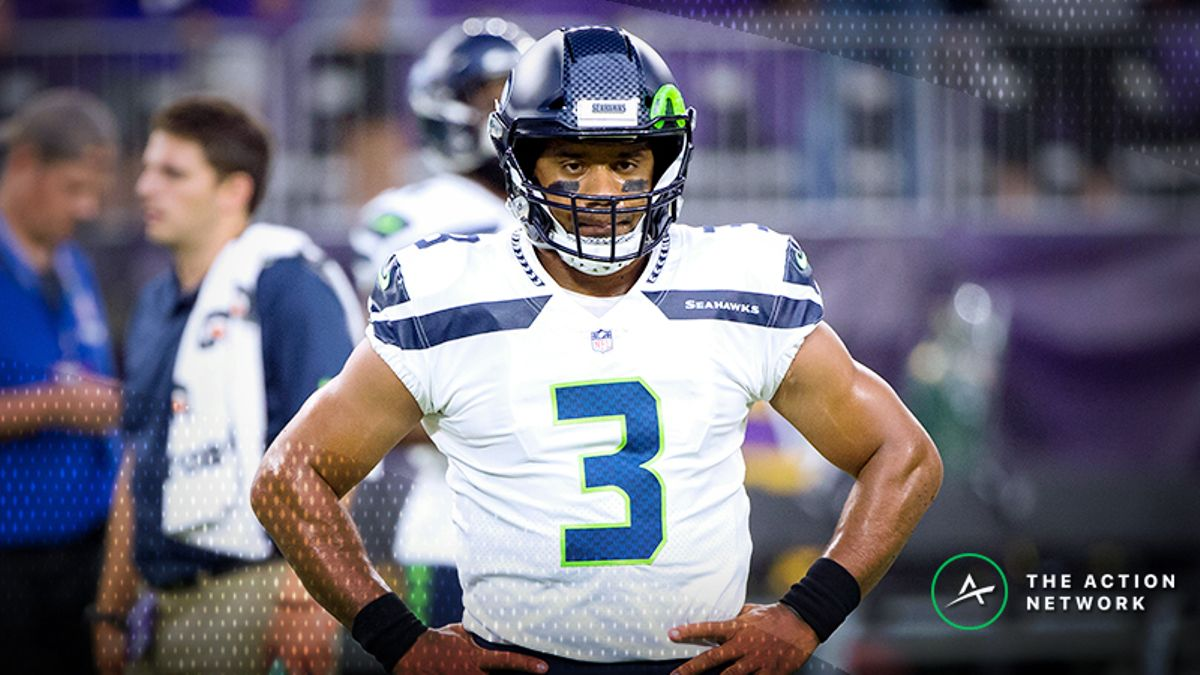 NFL Sharp Report: Pros Betting Seahawks-Broncos, 3 Other Week 1 Games article feature image
