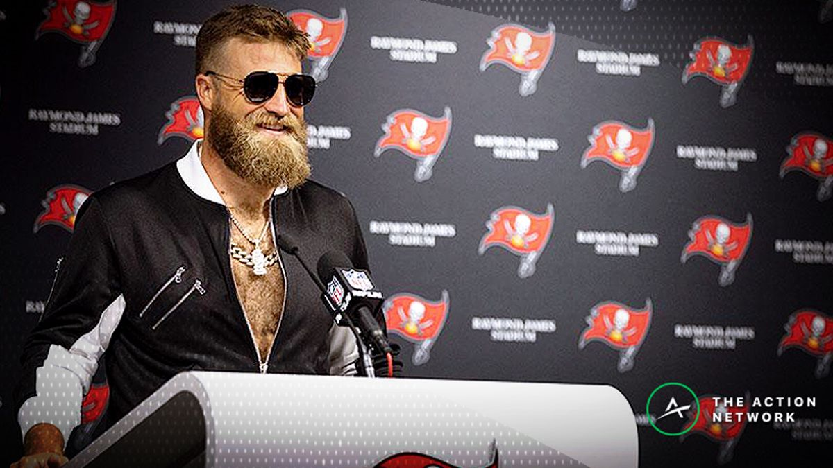 The Most Ridiculous Ryan Fitzpatrick Prop Bet You've Ever Seen article feature image