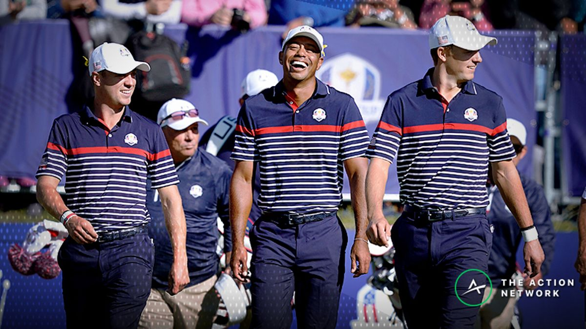 2018 Ryder Cup: Day 1 Predictions for All 4 Morning Matches article feature image