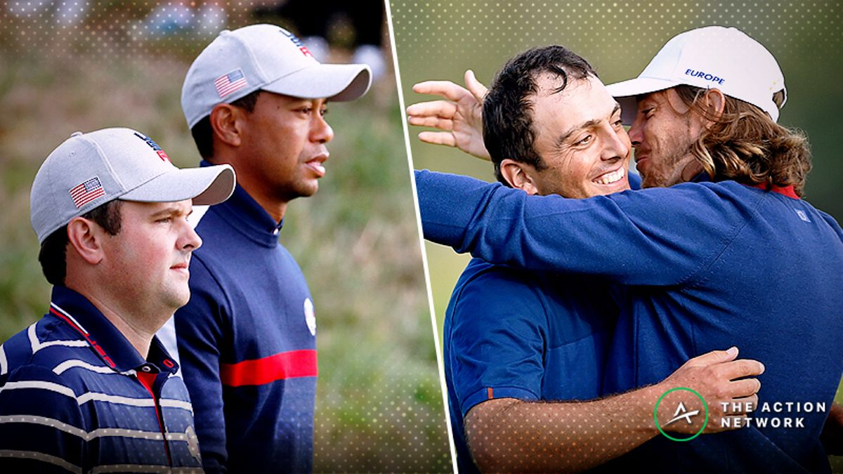 2018 Ryder Cup: Day 2 Predictions for All 4 Morning Matches article feature image