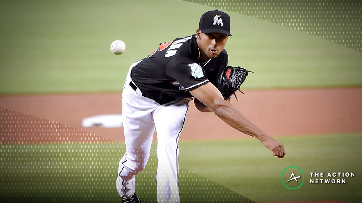 Tuesday's MLB Over/Under: Will Alcantara Continue His Impressive Run? article feature image