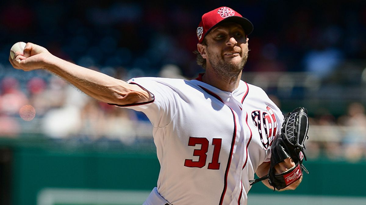 Monday's MLB Over/Under: Scherzer Hosts Flaherty In Potential Pitchers' Duel article feature image