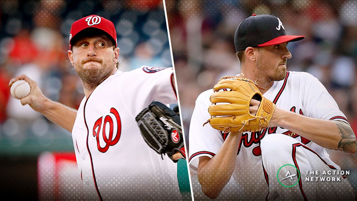 Friday Sharp Report: Pros Betting Nationals-Braves, Four Other Games article feature image