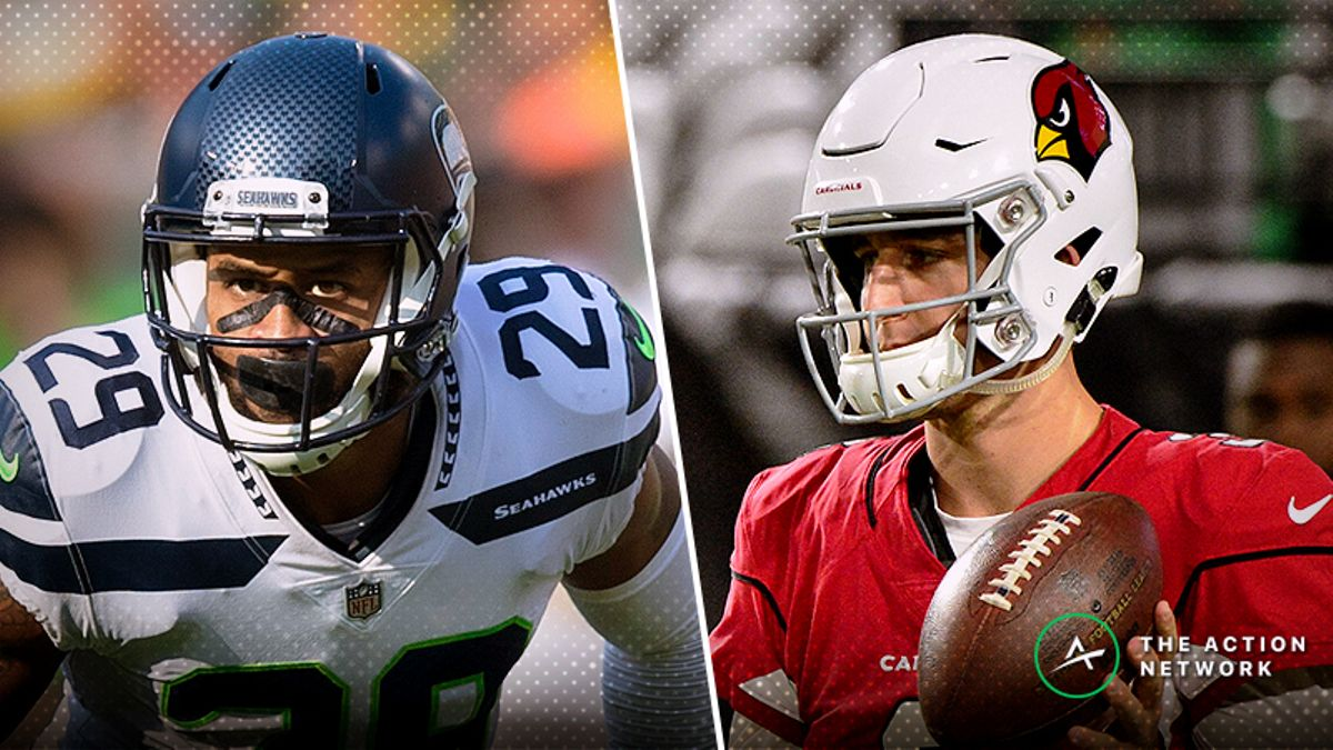 Seahawks-Cardinals Betting Preview: Is Josh Rosen a Good Bet in First Start? article feature image