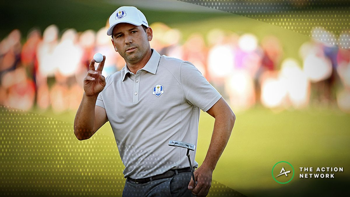 2018 Ryder Cup Preview: Can Sergio Garcia Find His Form? article feature image
