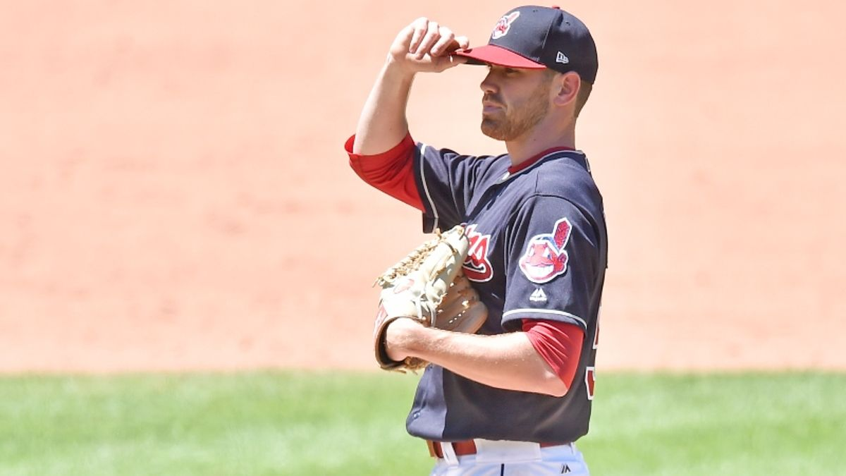 Thursday's MLB Over/Under: Shane Bieber Faces Blue Jays North of the Border article feature image