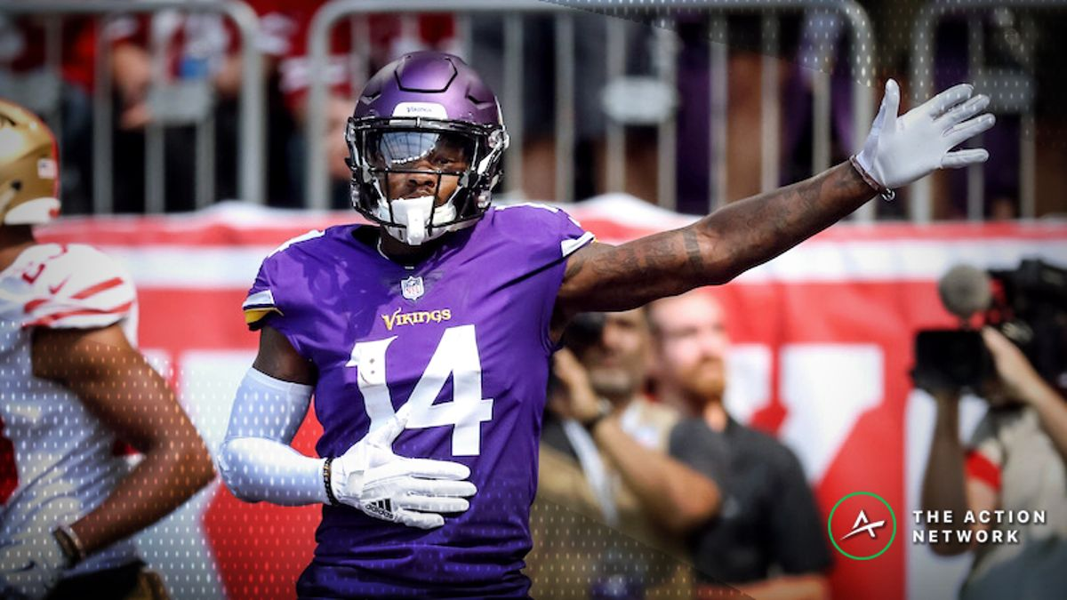 Week 2 Fantasy Football Half-Point PPR Rankings: WR article feature image