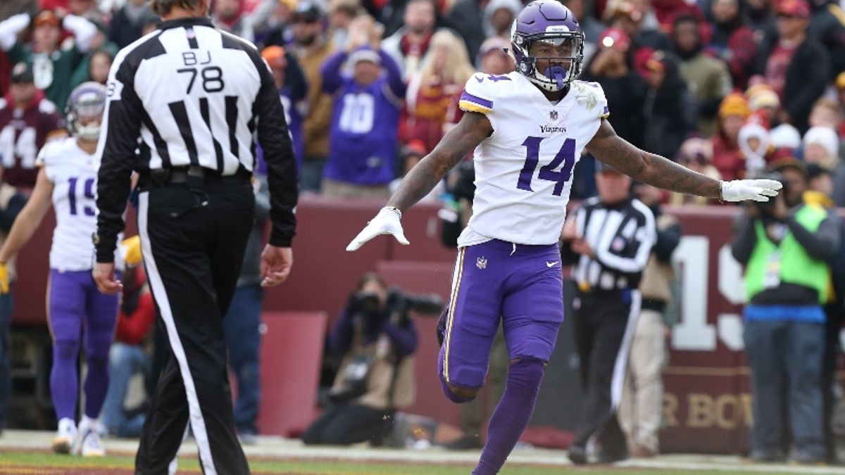 Week 1 Fantasy Football Half-Point PPR Rankings: WR article feature image