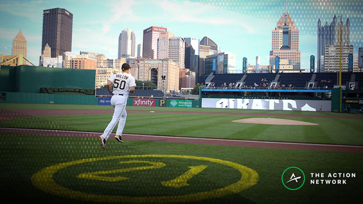 Monday's MLB Over/Under: Taillon, Hamels Throw Down At Wrigley article feature image