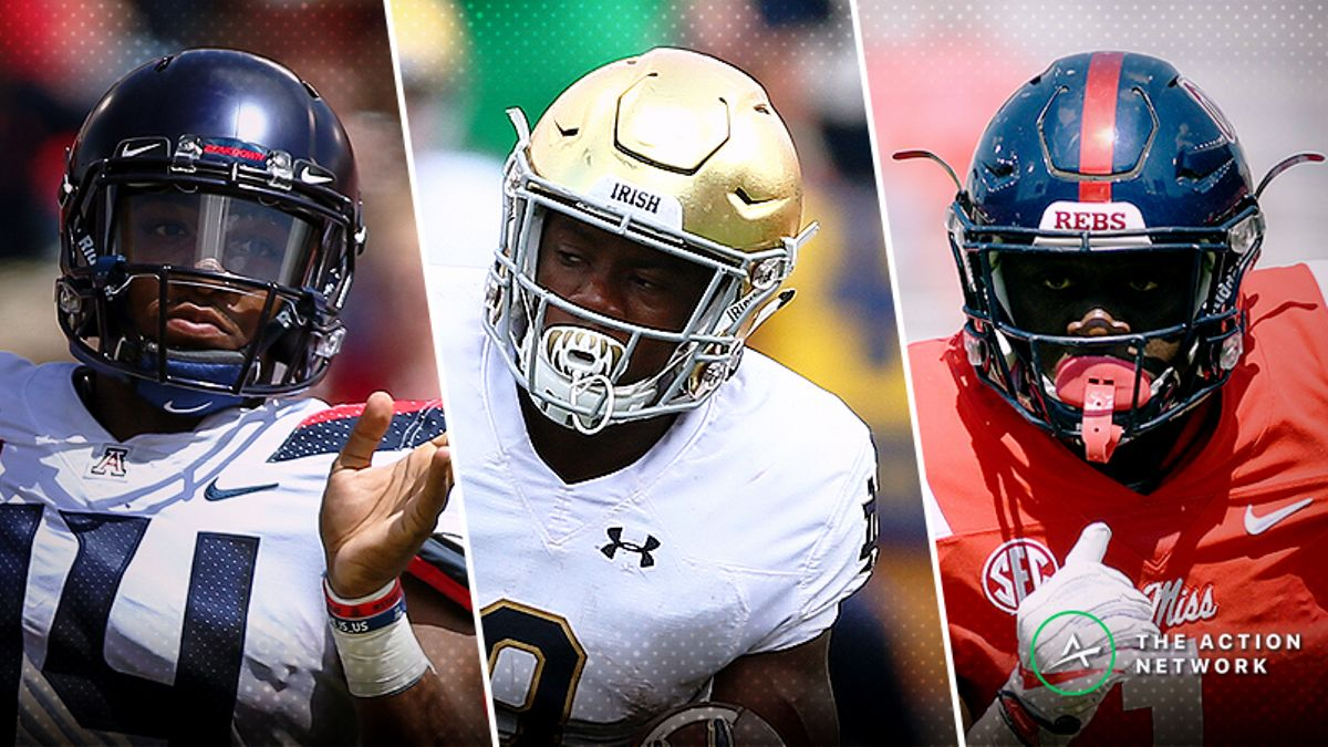 Wilson: My 9 Favorite College Football Bets For Week 5 article feature image