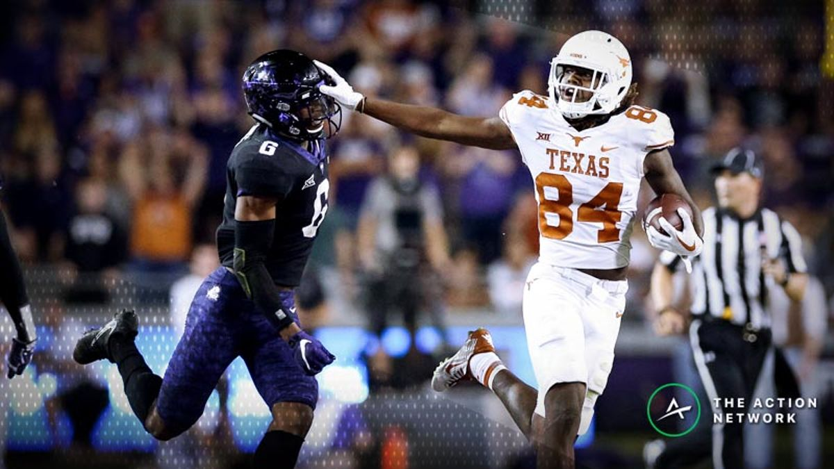 Texas-TCU Betting Preview: Patterson Owns the Longhorns article feature image