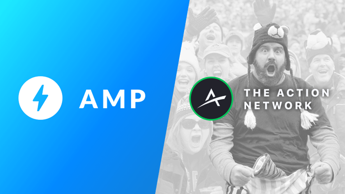 The Action Network Is First US Publisher to Go 'All-In' on AMP article feature image