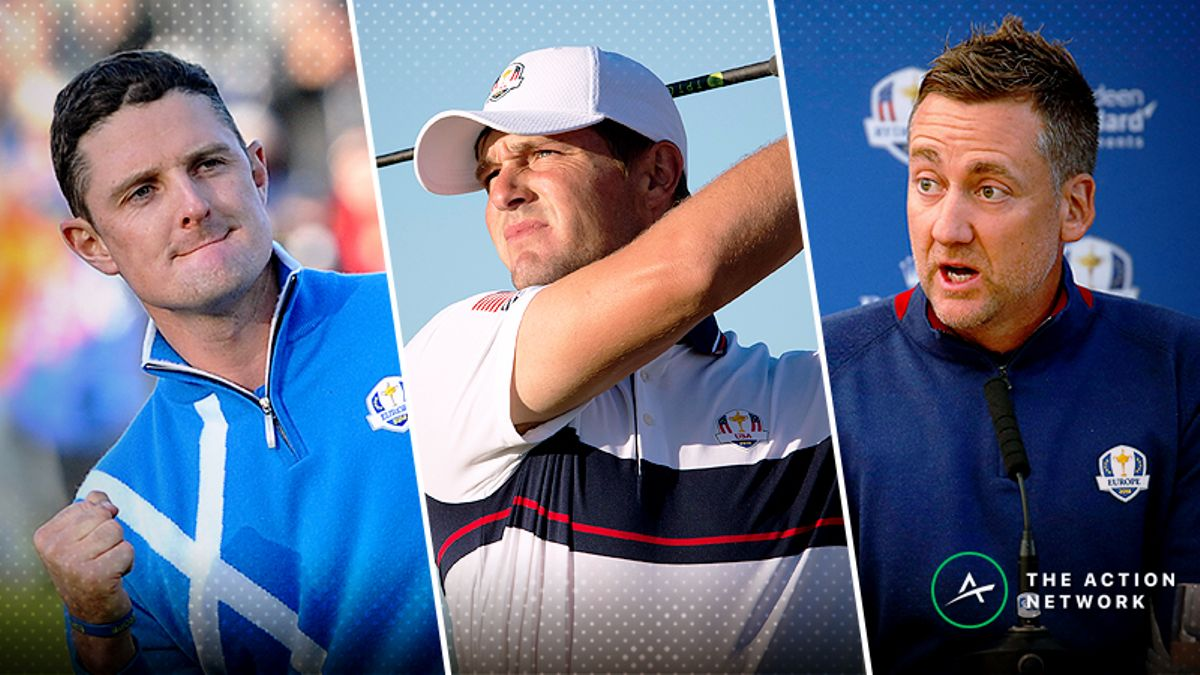 2018 Ryder Cup Staff Picks: Favorite Prop Bets for U.S. vs. Europe article feature image