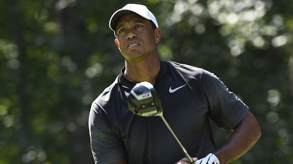 Sobel: It Might Finally Be Tiger's Time at the BMW Championship article feature image