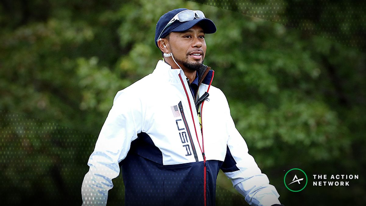 2018 Ryder Cup Preview: Can Tiger Woods Keep Things Rolling at Le Golf National? article feature image