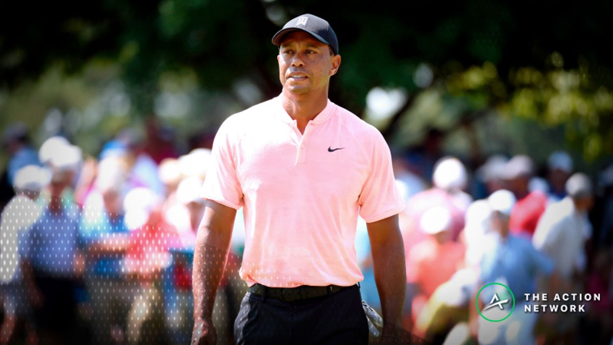 Tiger Woods Favored to Win 2018 Tour Championship After Day 1 article feature image