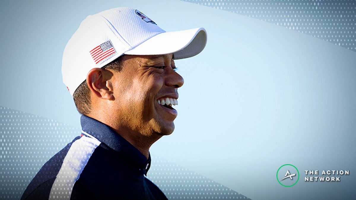 Sobel's 3 Favorite U.S. Ryder Cup Picks: Is There Value in Betting Tiger? article feature image