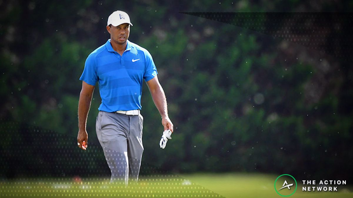 Tiger Woods Is Now the Favorite To Win the 2019 Masters article feature image