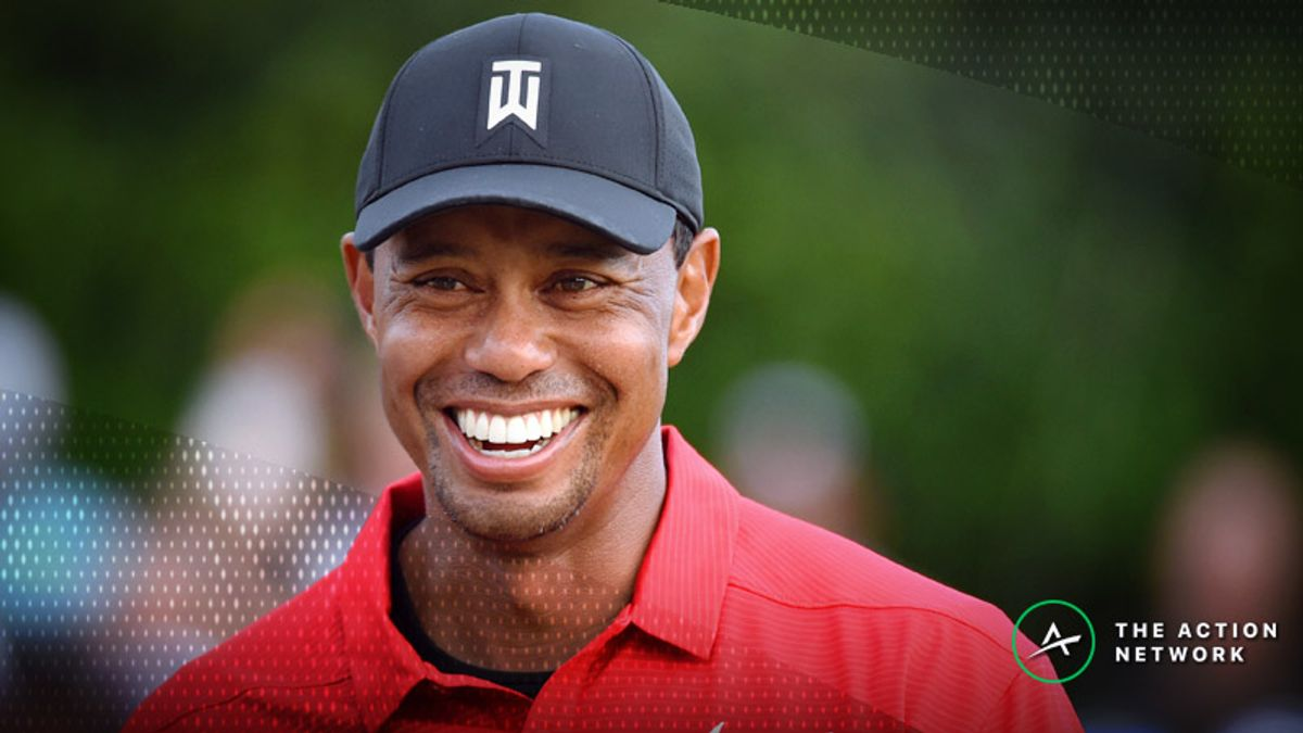 Sobel: Tiger Woods, Better and Now Victorious, Can Still Reach Greater Heights article feature image
