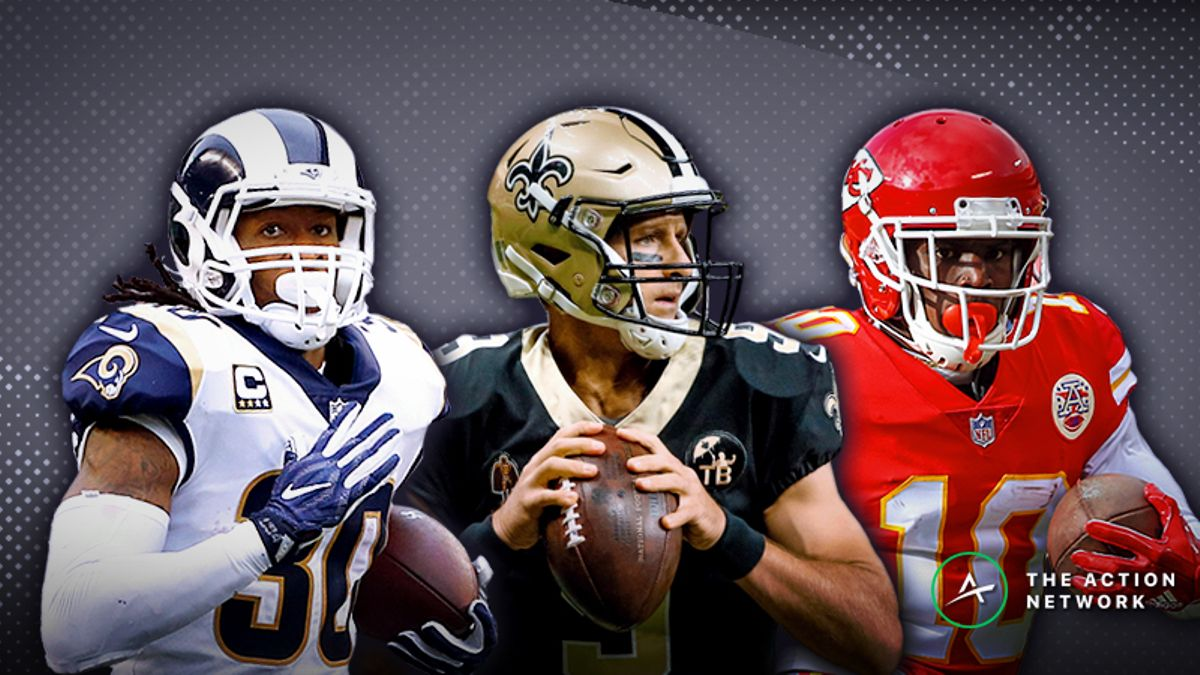 Week 2 Fantasy Football Rankings for Every Position article feature image