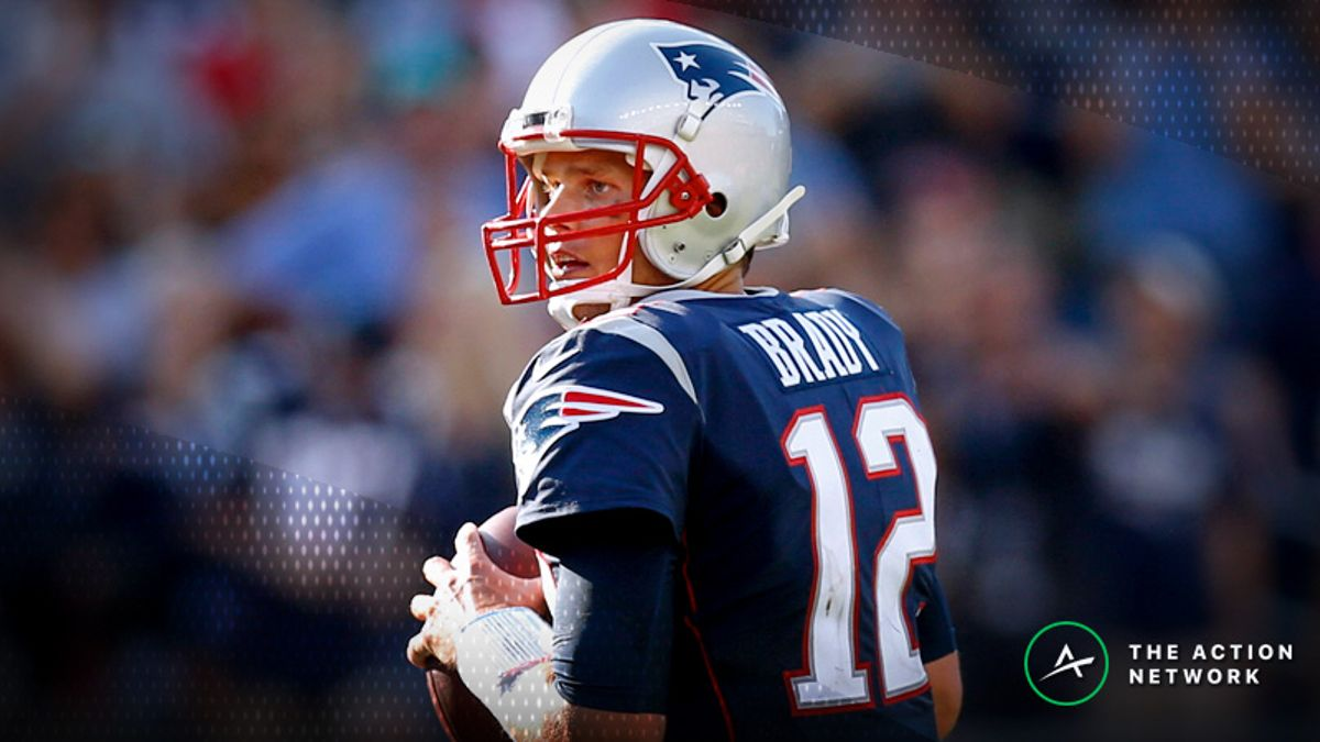 Texans-Patriots Betting Preview: Should You Bet Against Brady? article feature image