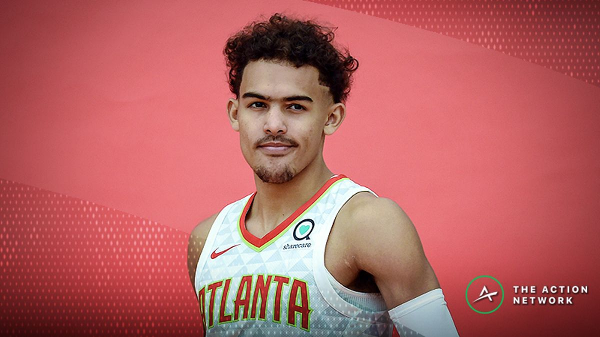 Locky: My Favorite 2018-19 NBA Rookie of the Year Bets article feature image