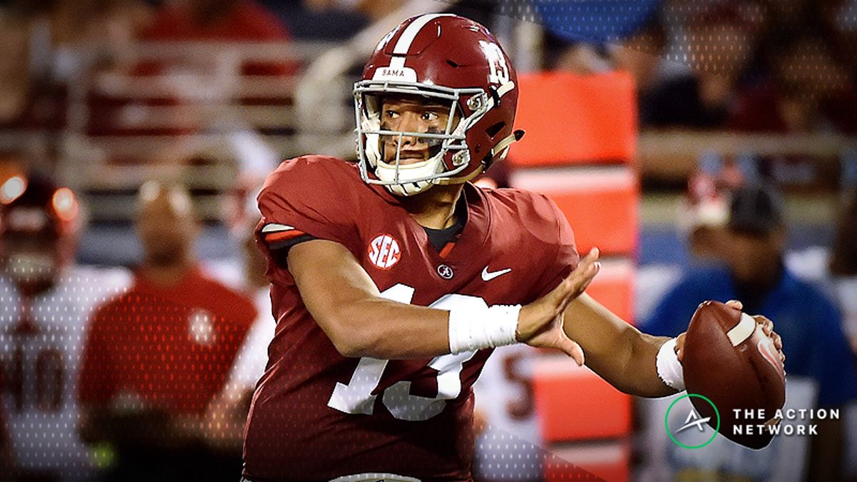 Heisman Market Analysis, Week 3: Don't Blindly Trust the Odds article feature image