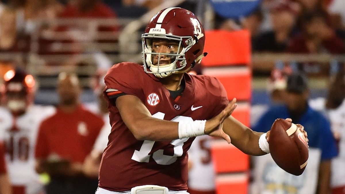 College Football Betting Tip: Fade Ranked Teams in Week 2 Home Openers article feature image