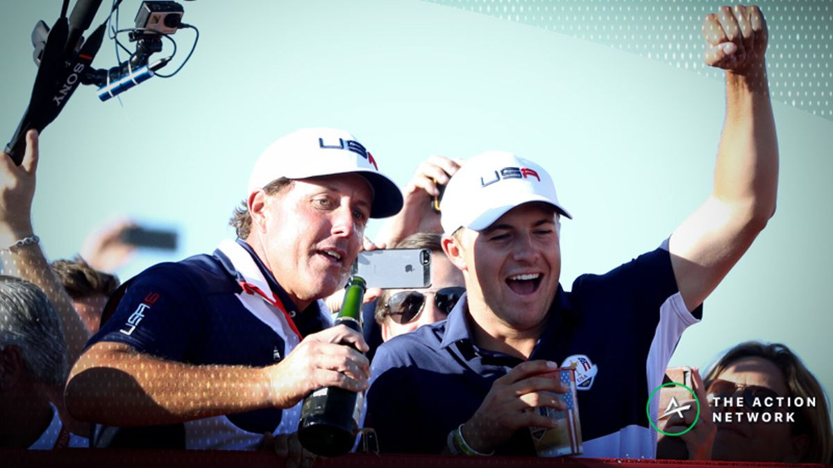 2018 Ryder Cup: How U.S. Team Flipped the Chemistry Script article feature image