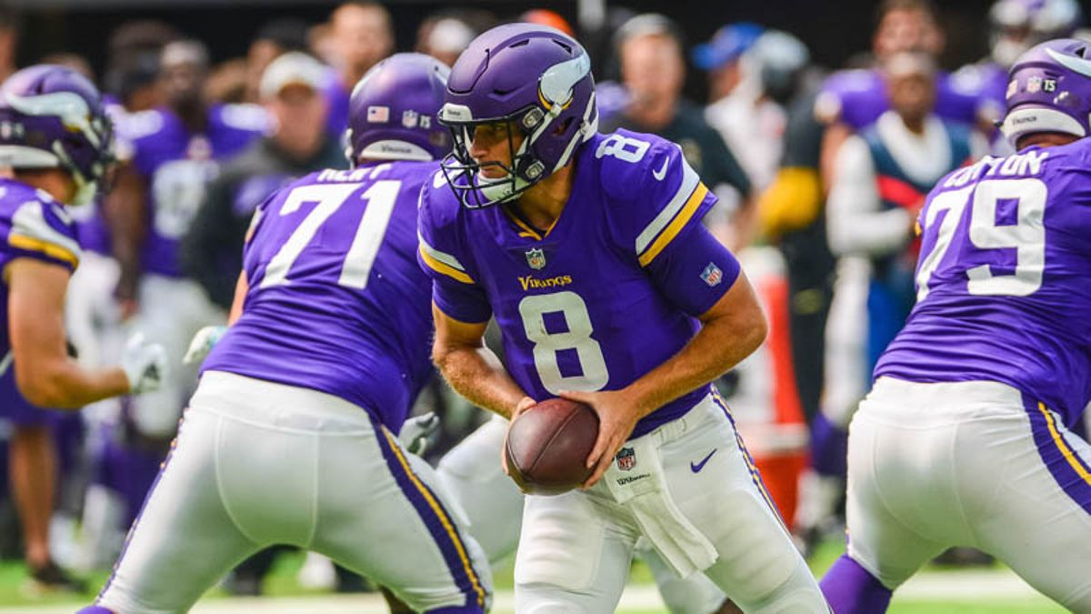 2018 Minnesota Vikings Betting Odds & Season Preview: Bet Against Mike Zimmer at Your Own Risk article feature image