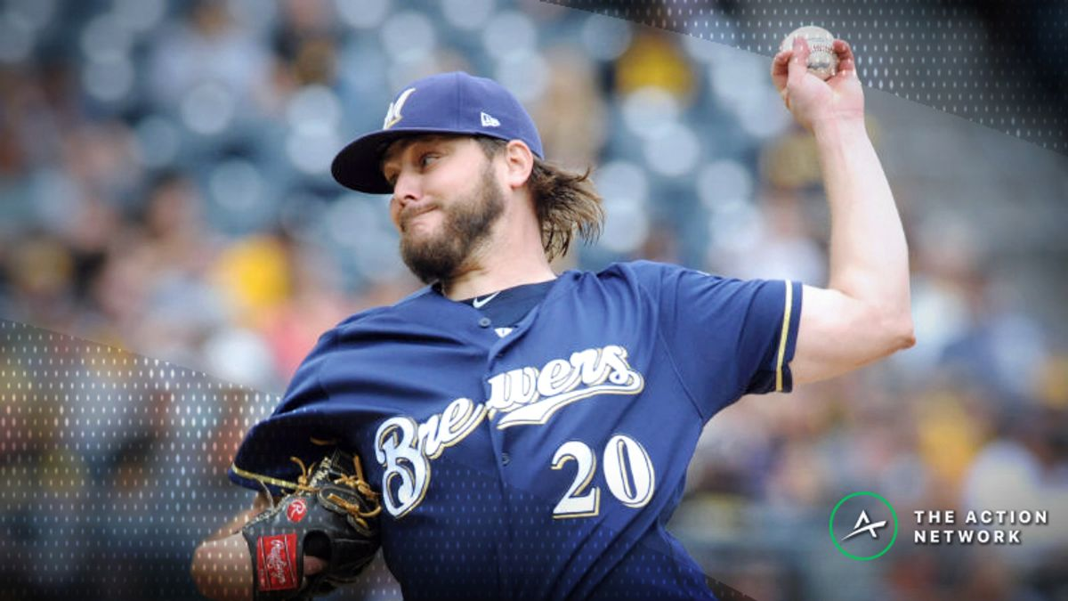 Saturday's MLB Over/Under: Can Daniel Norris Hold Down Brewers? article feature image