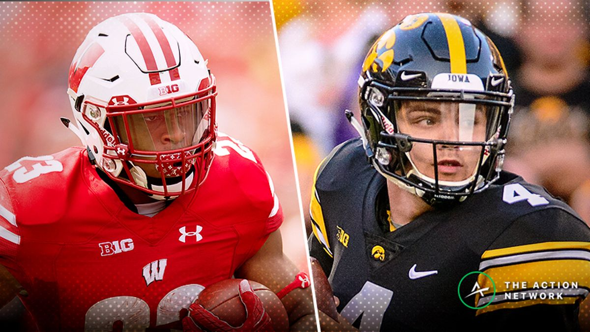 Wisconsin-Iowa Betting Guide, Odds: Time to Buy Low on the Badgers? article feature image
