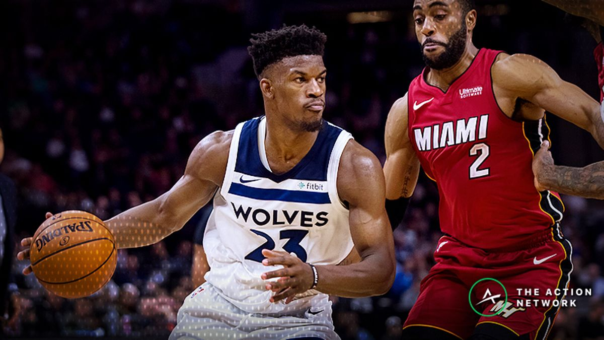 Miami Heat New Favorites to Land Jimmy Butler article feature image