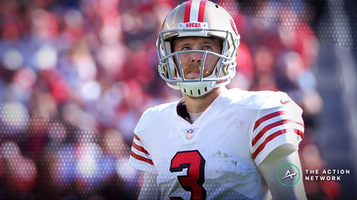 49ers-Cardinals Betting Preview: Should You Buy San Fran as Road Favorites? article feature image