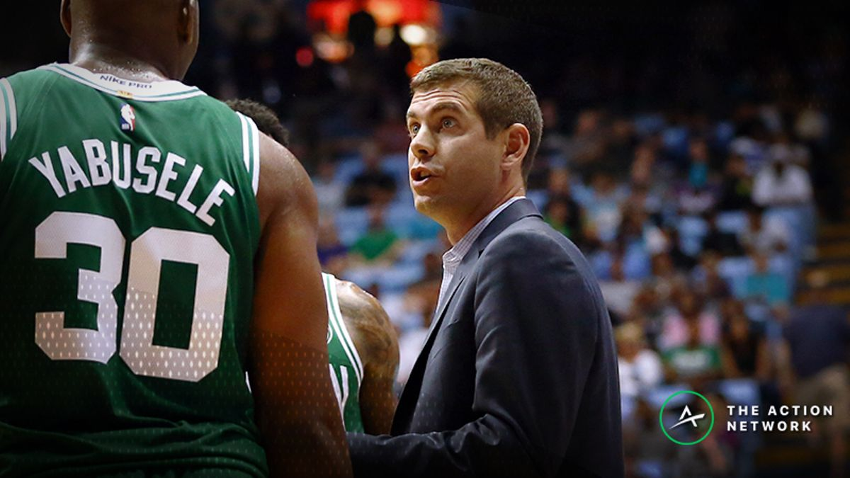 Why You Should Expect Brad Stevens to Win Coach of the Year article feature image