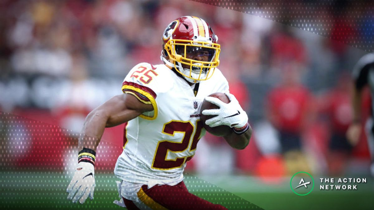 Best Redskins-Saints MNF Player Props: Chris Thompson Over/Under 4.5 Receptions? article feature image