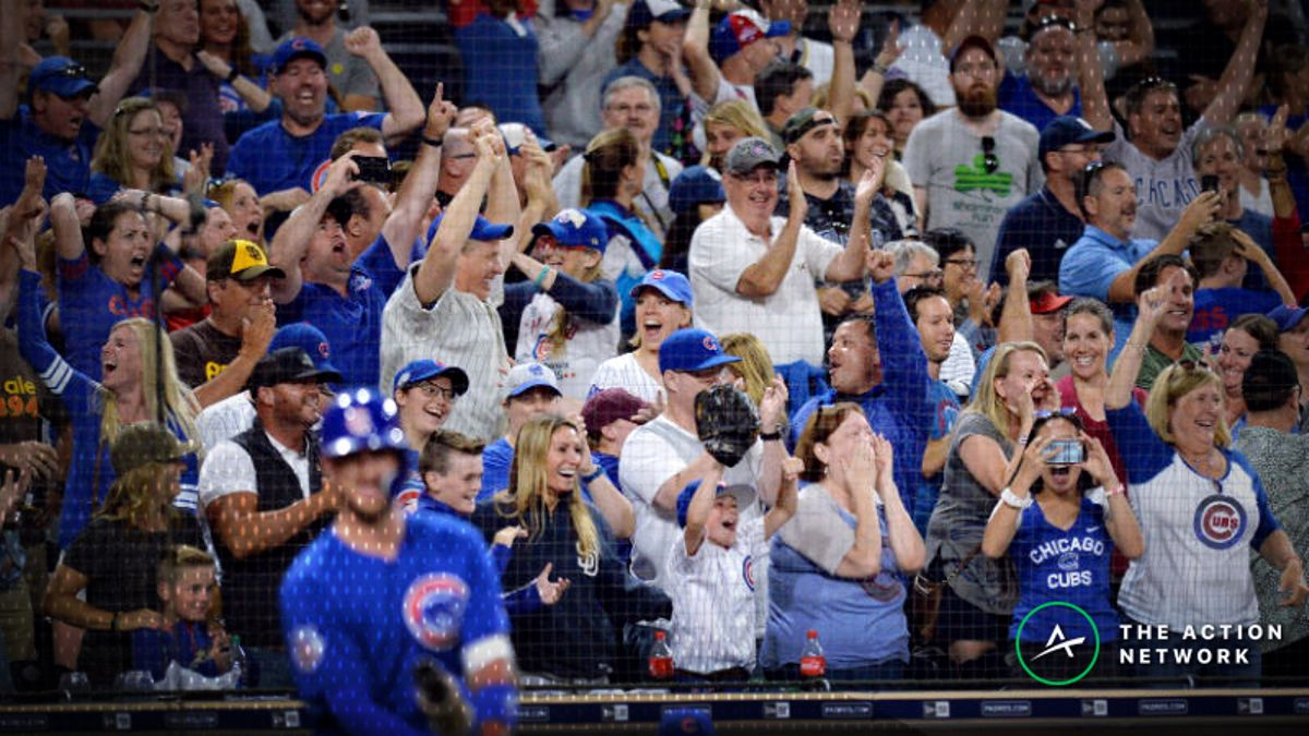 Is Home-Field Advantage Overvalued in the MLB Playoffs? article feature image