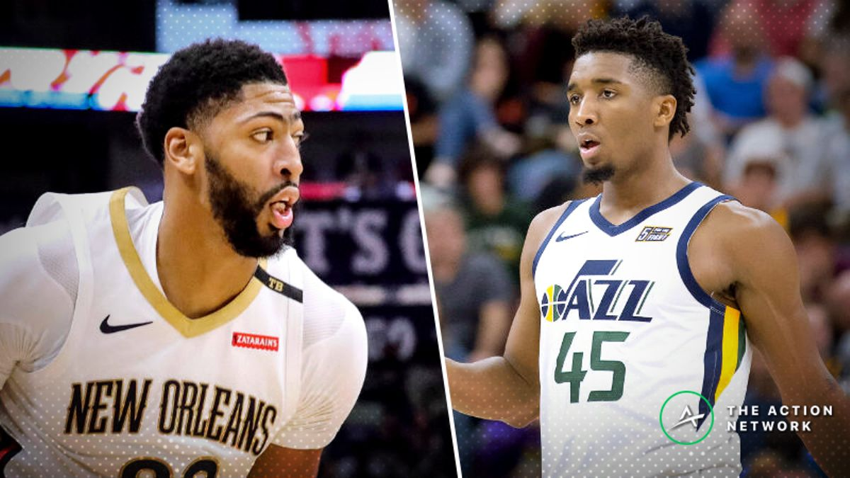 Jazz-Pelicans Betting Guide: A Case for Utah on the Road article feature image