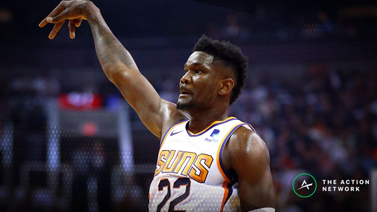 NBA Sharp Report: Pros Targeting Suns-Clippers, Two More Games article feature image