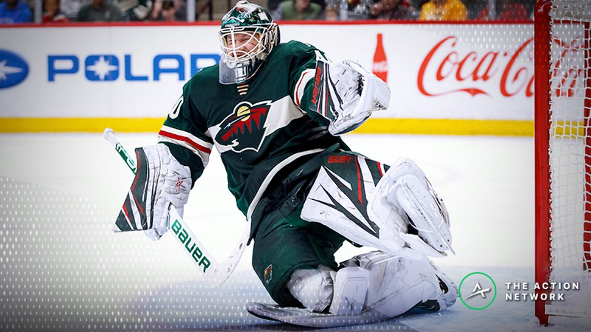 Top NHL Prop Bets for Friday: Devan Dubnyk Over/Under 27.5 Saves? article feature image
