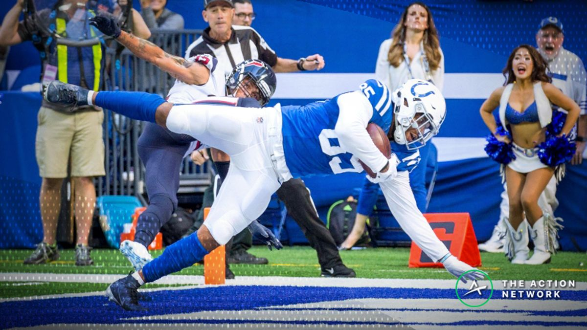 NFL Week 7 Fantasy TE Breakdown: Will Eric Ebron Score Another Touchdown? article feature image