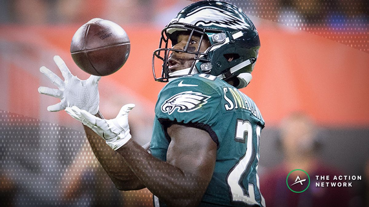 Fantasy Football Dynasty Trades, Adds and Drops to Make in Week 6: Target Wendell Smallwood article feature image
