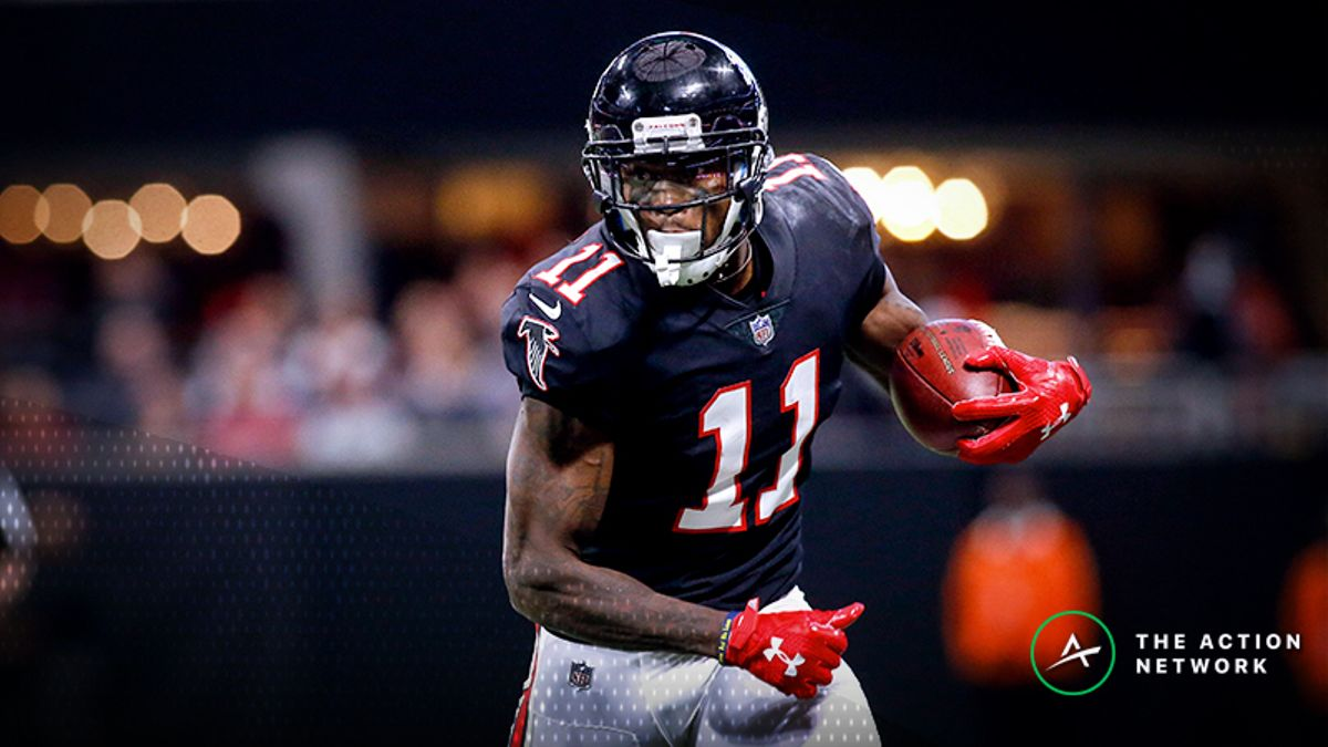 Week 6 Fantasy Football Half-Point PPR Rankings: WR article feature image